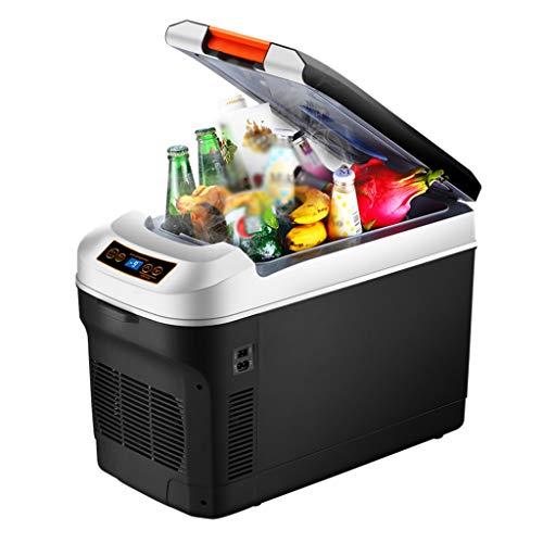 refrigerator Mini-Kühlschrank Elektrokühler und wärmer-tragbare Thermoelektrik Fahrzeugkühlschrank 12L 25L 35L Home Automotive Eisbox für Camping Travel Road Trip (Usb-power-mini-kühlschrank)
