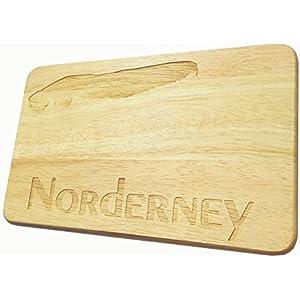 Brotbrett Norderney Frühstücksbr