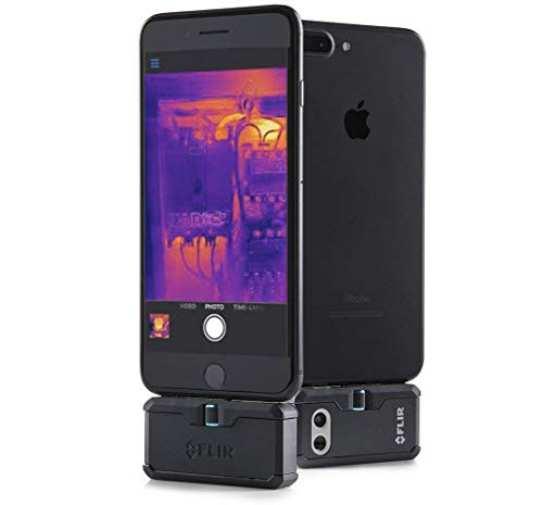FLIR One Pro LT - Termográfica Kamera für IOS mit 4800 Pixel Auflösung (Lightning)