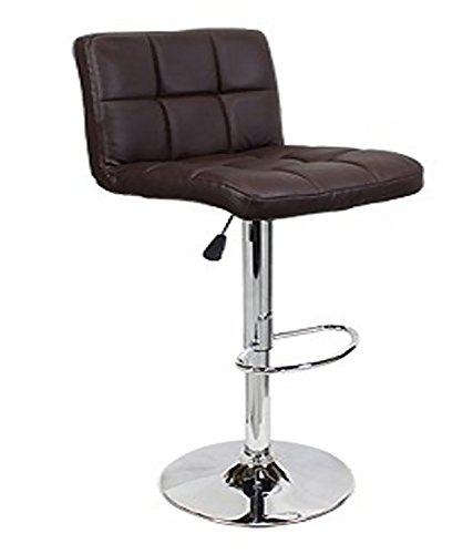 MBTC Cadbury Bar Stool In Brown