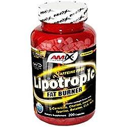 AMIX Lipotropic Fat Burner - 200 Caps