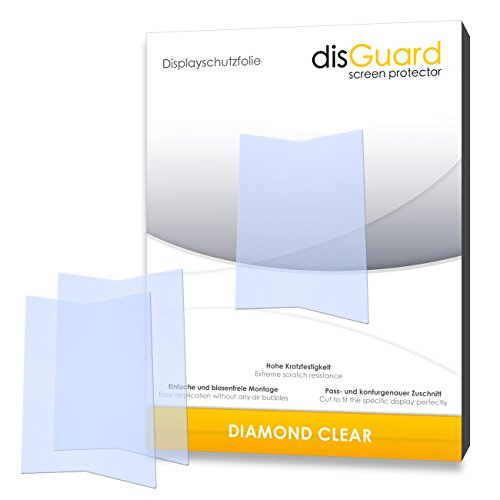 3 x disGuard® Schutzfolie Kazam Life R5 Bildschirmschutz Folie