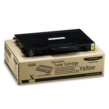 Xerox Toner Yellow High Capacity Pages 5000, 106R00682 (Pages