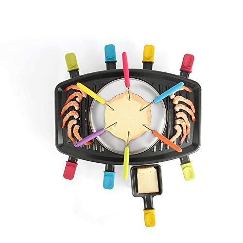 Domoclip doc107-Set Raclette/Grill/Fondue
