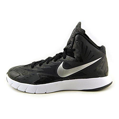 Nike Lunar Hyperquickness Tb s Black/Metallic Silver-White