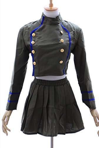 Kawaii-Story MN-05 Katekyo Hitman Reborn Chrome grün Khaki Cosplay Kostüm (Japan Size - Hitman Reborn Kostüm