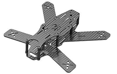 The Midge 210 4mm Frame FPV Racing Drone Quadcopter 4mm Carbon Frame UK Designed