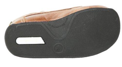 Däumling mini 0438 19 m/126, chaussures premiers pas mixte wMS tour de poitrine, «m» Marron - Naturbraun