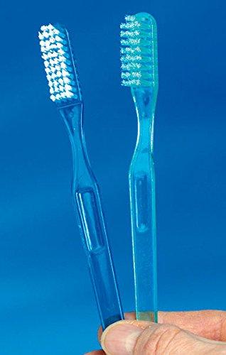 Mediware H7 303-ECO Einmal-Zahnbürsten, ohne Zahnpulver (102-er Pack)