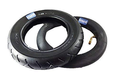 HMParts Kinderwagen Fahrrad Elektro-Scooter Reifen mit Schlauch 10x2.125 (Innova Reifen)