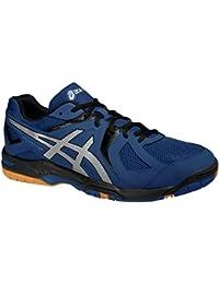 ASICS Zapatillas para hombre dunkelblau/silberfarben/schwarz Talla:46