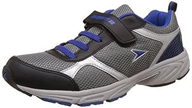 Power Boy's Ryan Grey Sports Shoes - 4 UK/India (37 EU)(4392004)