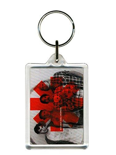 Schlüsselanhänger (Red Hot Chili Peppers-logo)