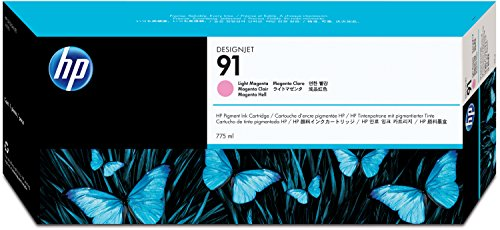 HP 91 Tête d'impression d'origine Magenta Clair Vivera 775 ml