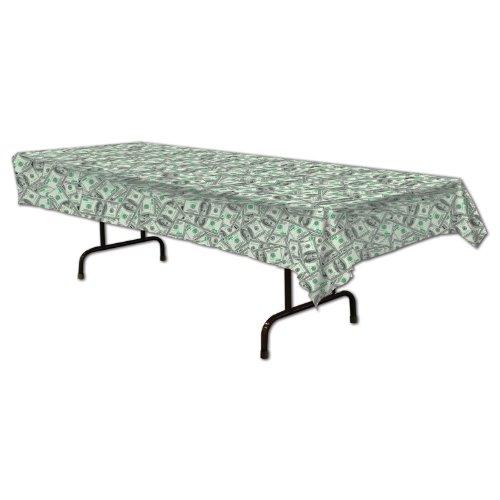 Beistle Big Bucks Tischdecke (Store Tischdecken Dollar)