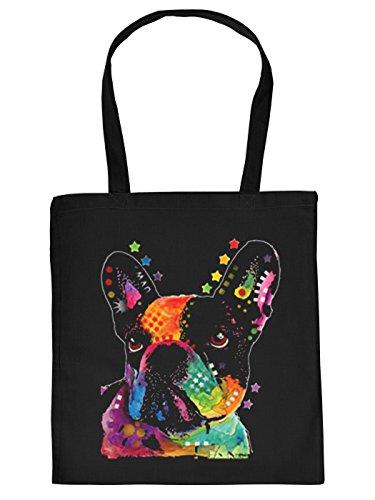 hunde-motiv-stofftasche-stoffbeutel-tragetasche-einkaufstasche-baumwolltasche-franzosische-bulldogge