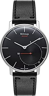 Withings Activité Sapphire - Smartwatch mit Aktivitäts- und Schlaftracker - Schweizer Fabrikat Schwarz (B00NLAGYBA) | Amazon Products