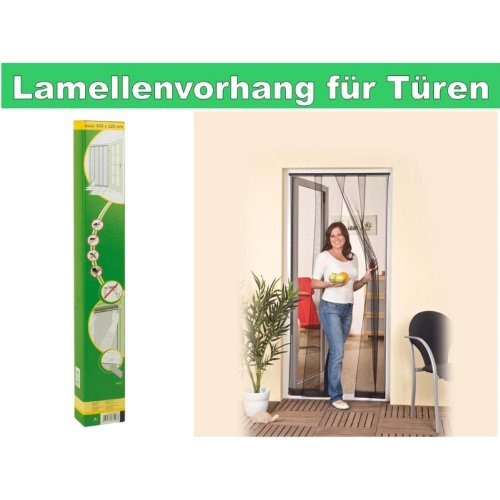 easy-life-insektenschutz-tur-vorhang-100-x-220-cm-polyester-anthrazit-lamellenvorhang-mit-pvc-klemml