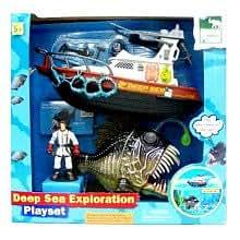 Animal Planet Playset - Anglerfish Deep Sea Exploration