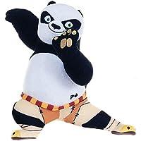 PO Version GUERRERO Peluche 30cm - Kung Fu PANDA 3 Dreamworks WHITEHOUSE