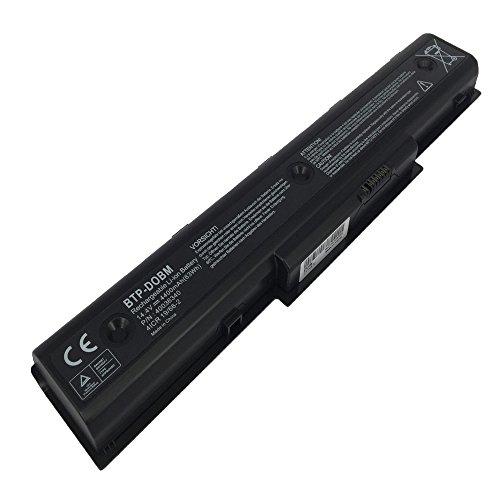 Golem-power 14.4V 5200mAh BTP-DOBM ; BTP-DNBM ; 40036343 Akku Li-ion für Notebook kompatibel mit Medion Akoya E7218 (MD97872 / MD98680) / P7624 / P7812 (MD98770)