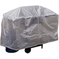 Silverline 204281 Funda protectora para barbacoa 1.220 x 710 x 710 mm