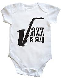 HippoWarehouse jazz es Saxy chaleco de bebé Niños Niñas