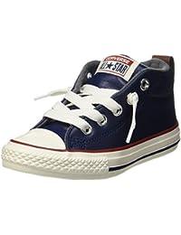 65cea57cc Amazon.es  Converse - Piel   Zapatos para niño   Zapatos  Zapatos y ...