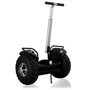 Gyropode tout terrain Y5+ scooter électrique transporteur personnel