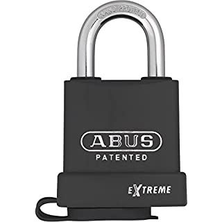 ABUS 8353C Extreme Weatherproof Open Shackle Padlock