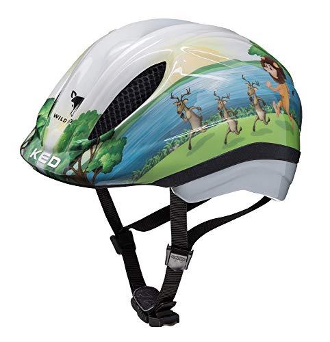 KED Meggy Trend Helmet Kids Safari Kopfumfang XS | 44-49cm 2019 Fahrradhelm