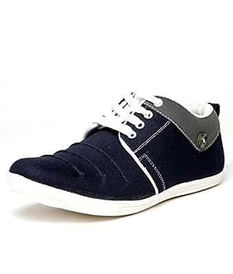 DK Derby Kohinoor Blue Casual Shoes