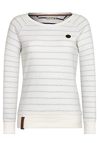 Naketano Female Sweatshirt Segelpussy So Natural Melange, M