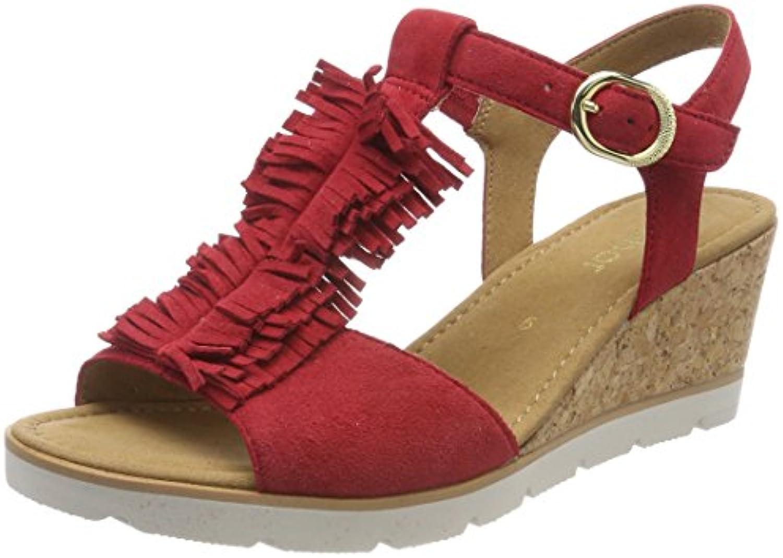Gabor Basic, Sandali con Cinturino alla Caviglia Donna | | | Ben Noto Per Le Sue Belle Qualità  3ab9c4