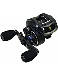 Abu Garcia 1239022 - Carrete de pesca de lanzado, color negro, talla Revo Mgx-shs Revo Mgx Lp