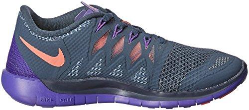 Nike Free 5.0 642199 Damen Laufschuhe Grau