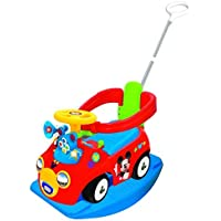 Kiddieland Toys Limited Disney 4-in-1 Activity Gears Ride On by Kiddieland Toys Limited