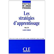 Les Stratégies d'apprentissage