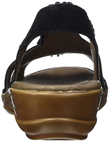 ara 12-37270G femmes Sandale Noir
