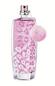 Naomi Campbell Cat Deluxe Eau de Toilette Natural Spray, 15 ml