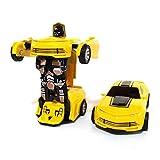 Riklos Niños duraderos Colisión creativa Deformación Inercia Coches de juguete Circuitos y playsets para coches de juguete