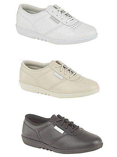 Foster Footwear Donna Bambina Abito scarpe White