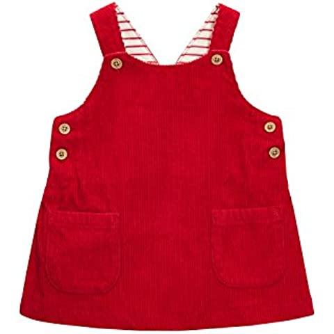 next Bebé-Niñas Vestido Pana (0 Meses-2 Años)