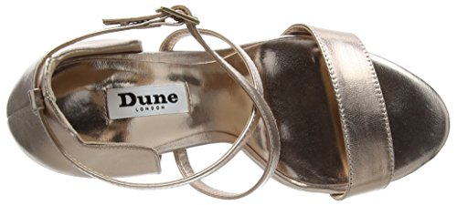 Dune Mojito, Babies et talons femme Or - Gold (Rose Gold)