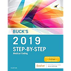 Buck's Step-by-Step Medical Coding, 2019 Edition, 1e