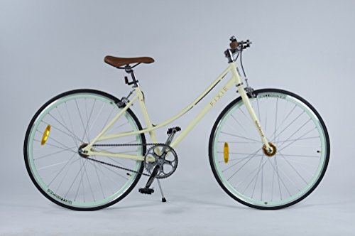 Fixie, Fixed gear, Damenrad Singlespeed - 28