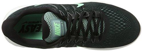 Nike 843725-008, Scarpe da Trail Running Uomo Grigio (CANNON/GREEN GLOW-BLACK-HASTA 008)