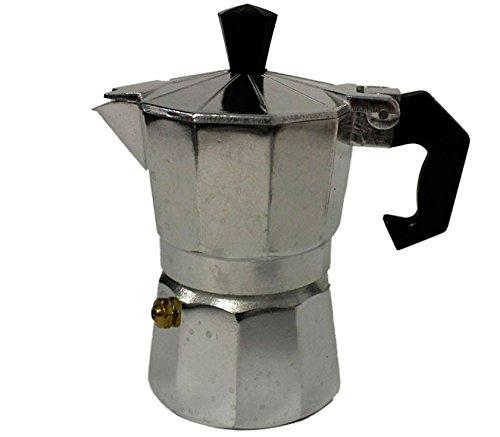 Cafetera Cuperinox de Aluminio (6 tazas)