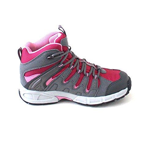Meindl ,  Scarpe da camminata ed escursionismo ragazza Grau (pink/grau Grau (pink/grau