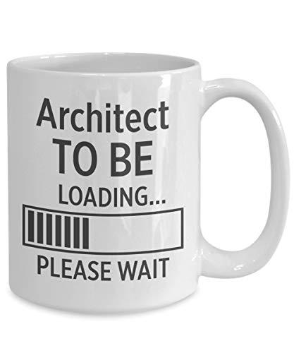 Architect to Be Kaffeetasse Geschenk für Architekten Architekten Geschenk Architekten Kunst Architekt Geschenk Architekten Print Architekt für Ihn (Architekt Geschirrspüler)